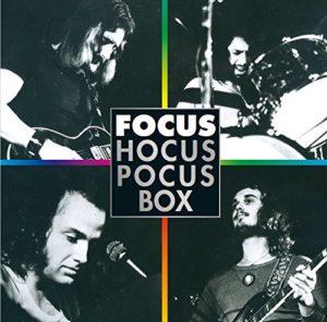 Focus / Hocus Pocus Box