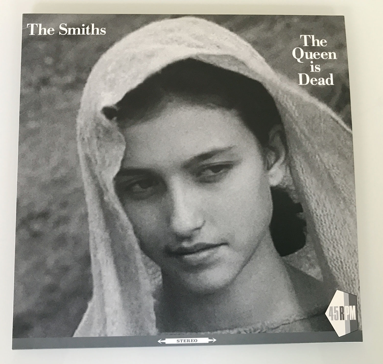 The Smiths / The Queen Is Dead / 12-inch single 2017