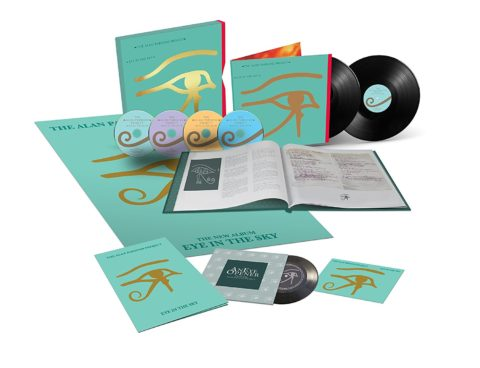 The Alan Parsons Project / Eye in the Sky 35th anniversary collector's edition box set