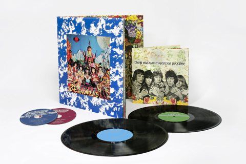 The Rolling Stones / Their Satantic Majesties Request / 50th anniversary special audiophile edition