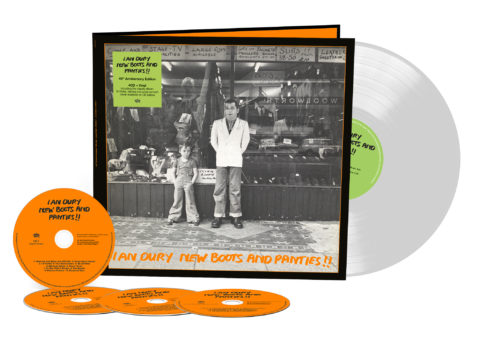 Ian Dury / New Boots and Panties!! 40th anniversary deluxe