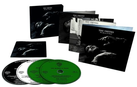 The Smiths / The Queen is Dead / 3CD+DVD box set