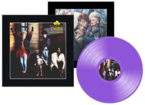 Thompson Twins / Here's To Future Days purple vinyl