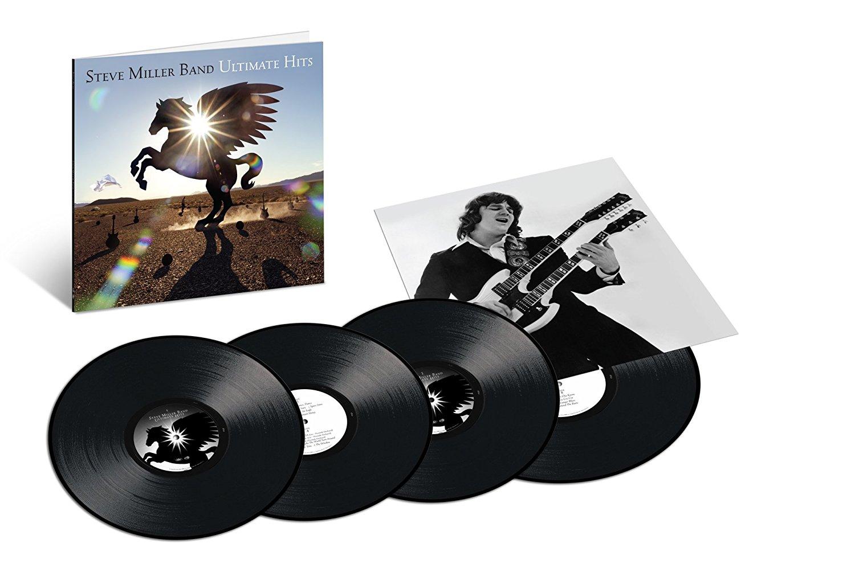 Steve Miller Band / Ultimate Hits 4LP vinyl