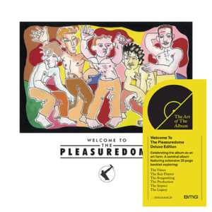 Frankie Goes To Hollywood / Welcome To The Pleasuredome / Art Of The Album reissue