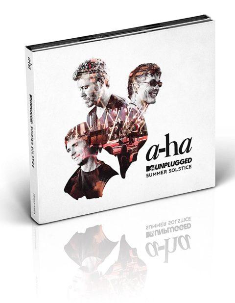 a-ha / MTV Unplugged: Summer Solstice - 2CD+Blu-ray