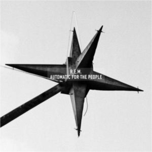 R.E.M. Automatic For The People 25th anniversary reissue - 2CD deluxe
