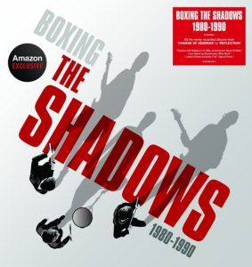 The Shadows / Boxing The Shadows 1980-1990 SIGNED Amazon Exclusive
