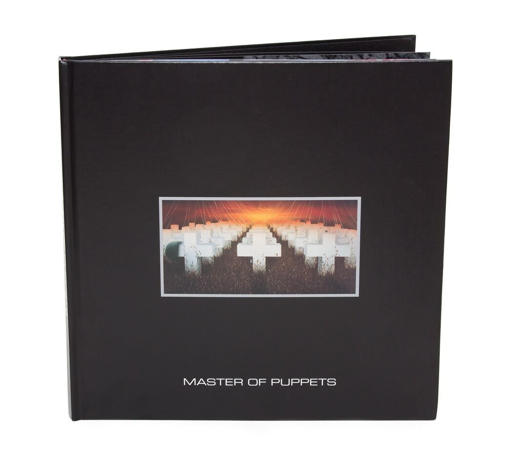 Metallica / Master Of Puppets super deluxe edition box set