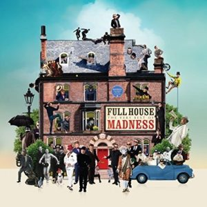 Madness / Full House: The Very Best Of Madness / 4LP vinyl with 'pop-up' sleeve