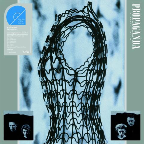 Propaganda / A Secret Wish 'art of the album' reissue