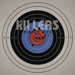 The Killers / Direct Hits vinyl reissue