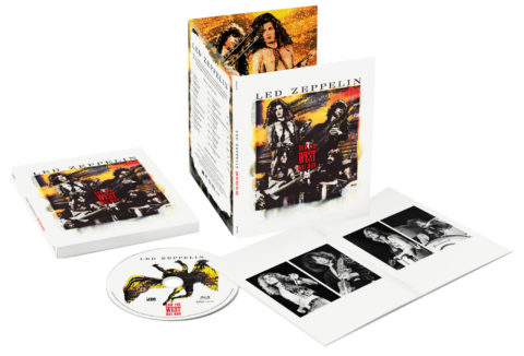 Led Zeppelin / How The West Was Won blu-ray audio