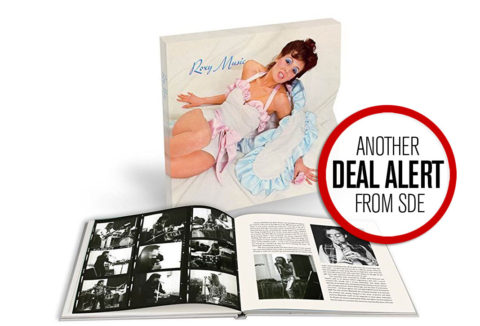 Deal alert / Roxy Music super deluxe