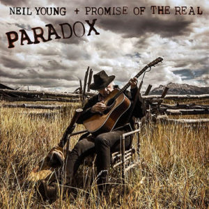 Neil Young + Promise of the Real to release soundtrack to 'Paradox'