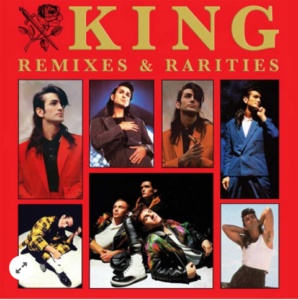 King / Remixes & Rarities / 2CD set