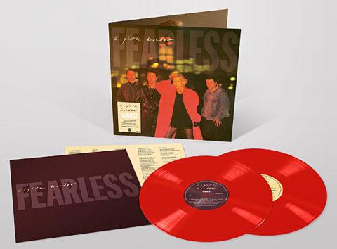 Eighth Wonder / Fearless 2LP deluxe red vinyl