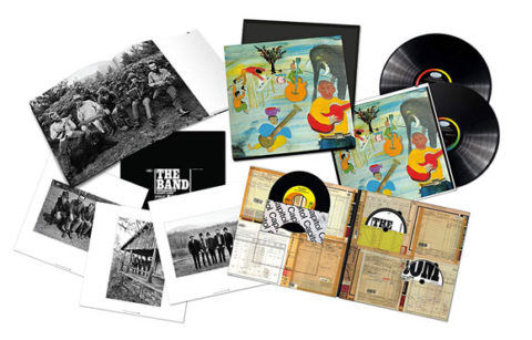 The Band / Music From Big Pink super deluxe edition box set