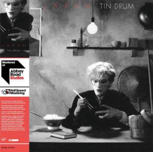 Japan / Tin Drum 2LP half-speed mastered