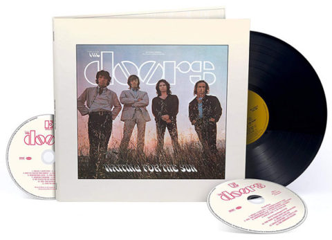 The Doors / Waiting For The Sun 50th anniversary deluxe edition