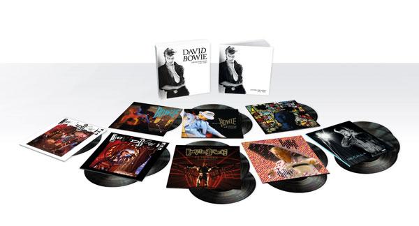 David Bowie / Loving The Alien 1983-1988 15LP vinyl box set