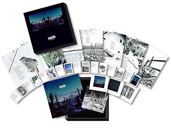 Suede / The Blue Hour box set details revealed