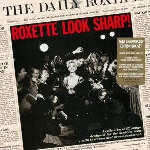 Roxette / Look Sharp! 30th anniversary box set