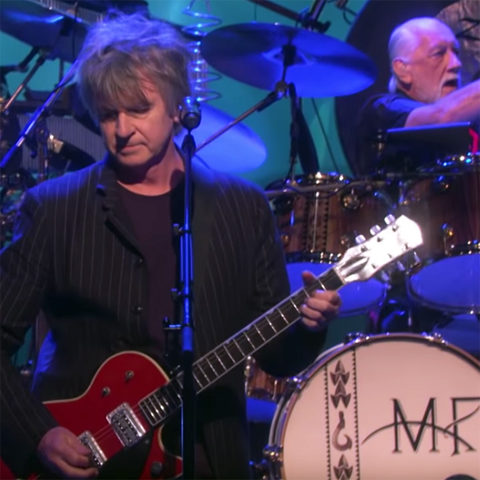 Watch Fleetwood Mac perform The Chain will Neil Finn
