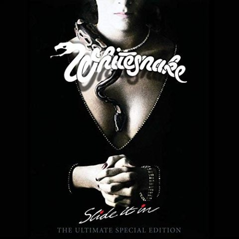 Whitesnake / Slide It In 35th anniversary edition
