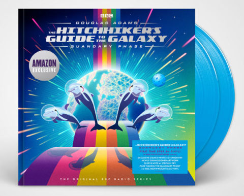 The Hitchhiker's Guide to the Galaxy Quandary Phase / 2LP coloured vinyl