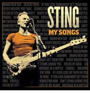 Sting / My Songs new album