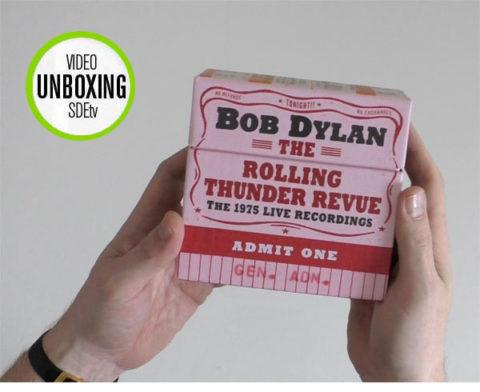 SDEtv / Bob Dylan: Rolling Thunder Revue box set / unboxing video