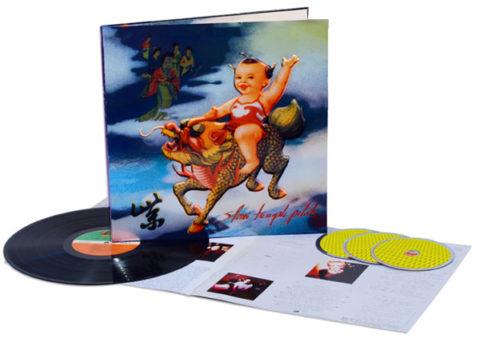 Stone Temple Pilots / Purple 3CD+LP super deluxe edition