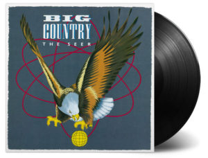 Big Country / The Seer 2LP reissue