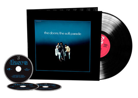 The Doors / The Soft Parade deluxe