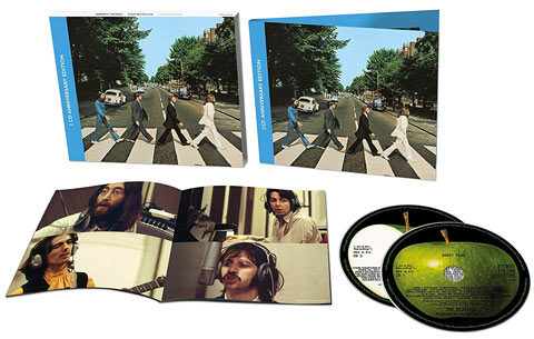 The Beatles / Abbey Road 50th anniversary edition 2CD deluxe
