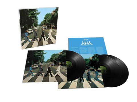 The Beatles / Abbey Road 50th anniversary edition 3LP vinyl box