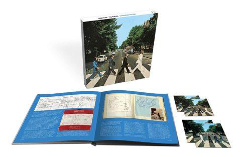 The Beatles / Abbey Road 50th anniversary edition 3CD+Blu-ray box set