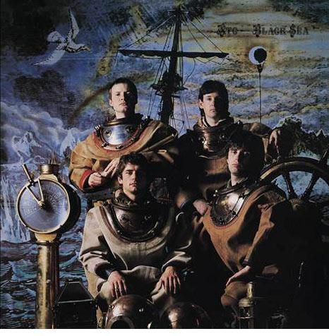 XTC / Black Sea 200g vinyl reissue