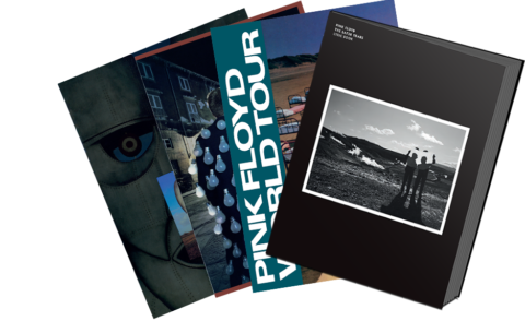 Pink Floyd / The Later Years 1987-2019 - tour programmes