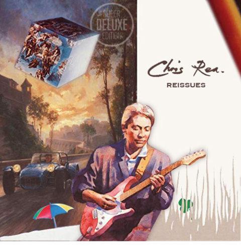 Chris Rea / 2CD deluxe reissues