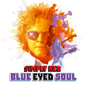 Simply Red return with a new album Blue Eyed Soul