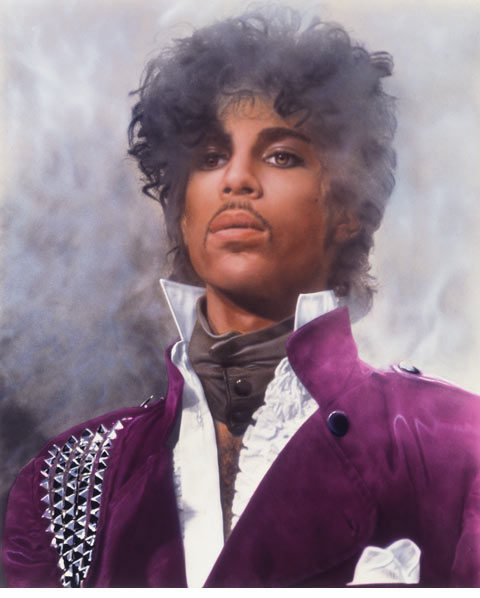 Prince / photo by Allen Beaulieu