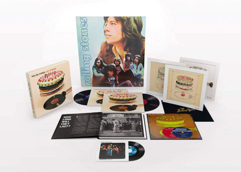 The Rolling Stones / Let It Bleed 50th anniversary box set