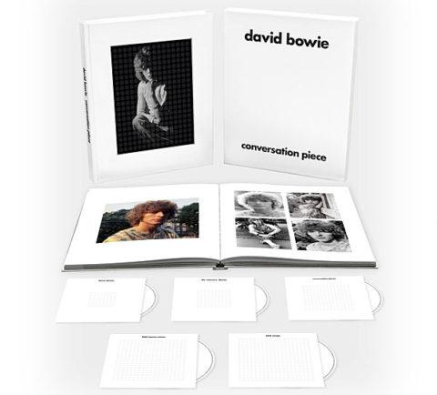David Bowie / Conversation Piece 5CD box set
