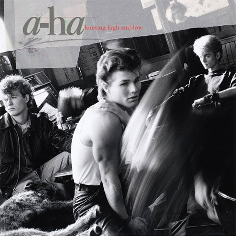 a-ha / Hunting High And Low 4CD set