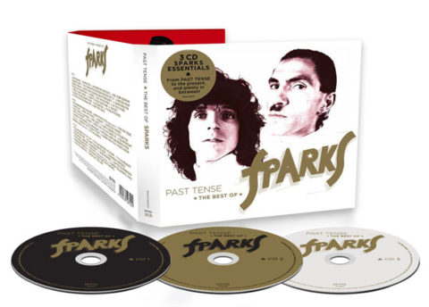 Sparks / Past Tense: The Best of Sparks 3CD set