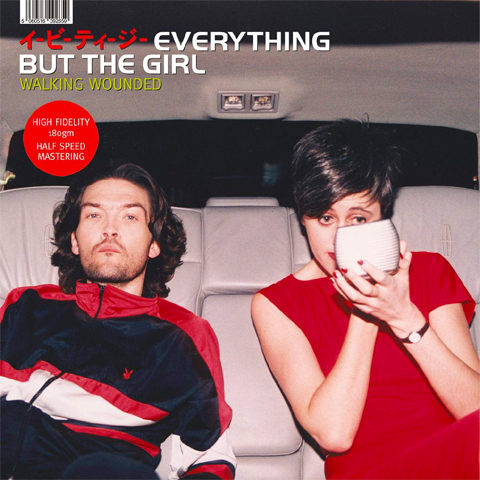Everything But The Girl / Walking Wounded half-speed mastered vinyl