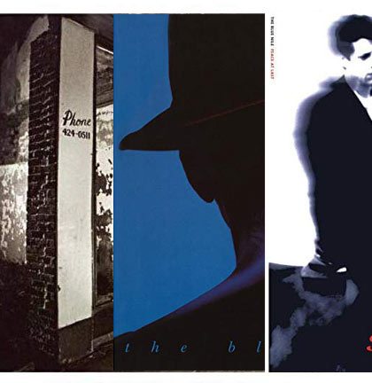 The Blue Nile / vinyl reissues