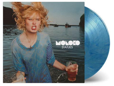 Moloko / Statues 2LP blue marbled vinyl